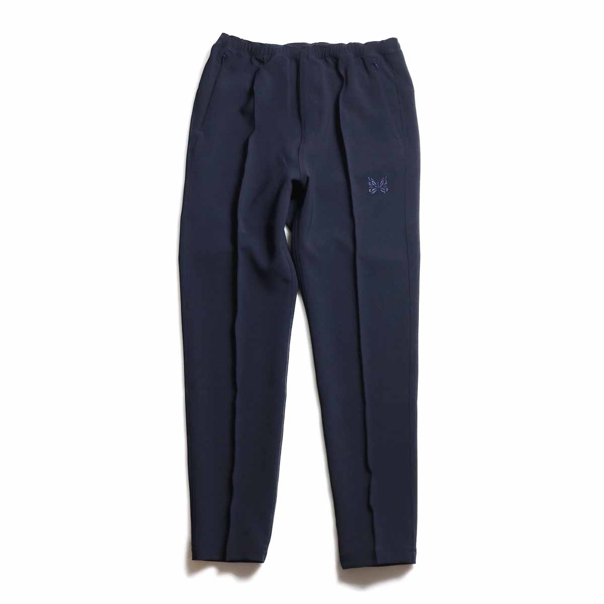 NEEDLES / Warm-Up Pant -Poly Double Cloth (Navy)