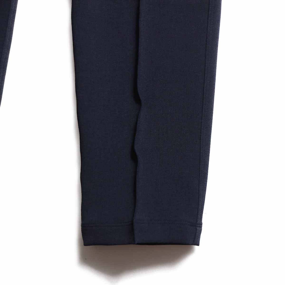 NEEDLES / Warm-Up Pant -Poly Double Cloth (Navy) 裾