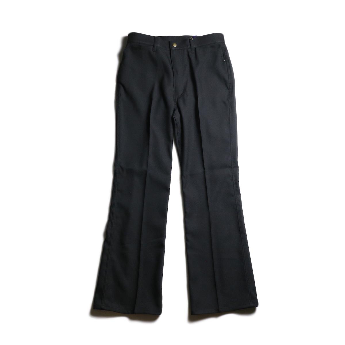 Needles / BOOT-CUT JEAN - POLY TWILL (Black)