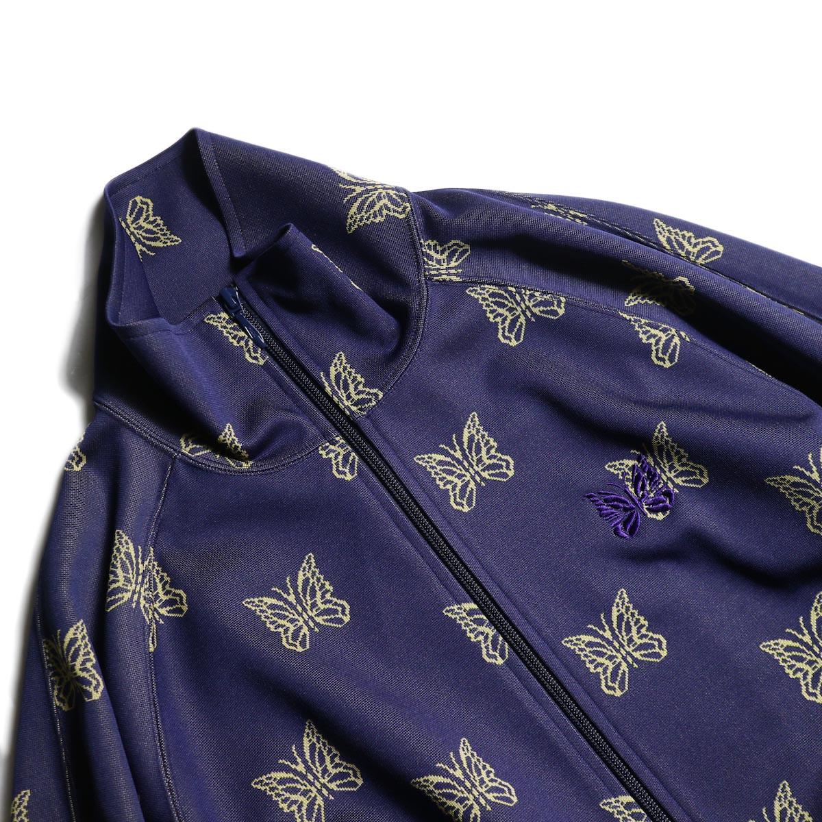 Needles / Track Jacket - Poly Jacquard (Papillon)襟
