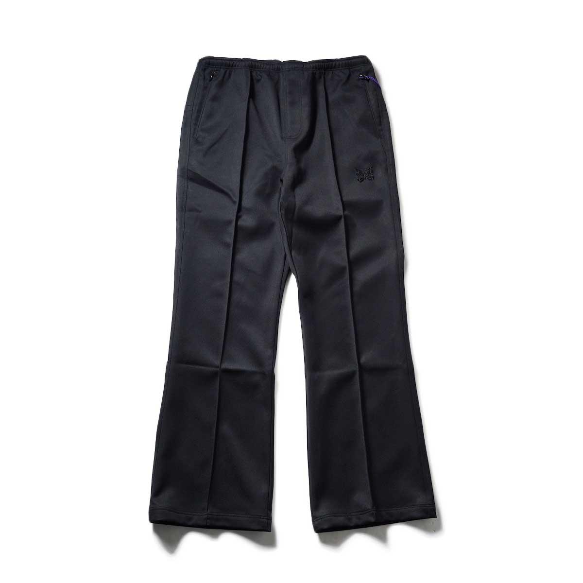 Needles / W.U. BOOT-CUT PANT - PE/R DOESKIN (Black)