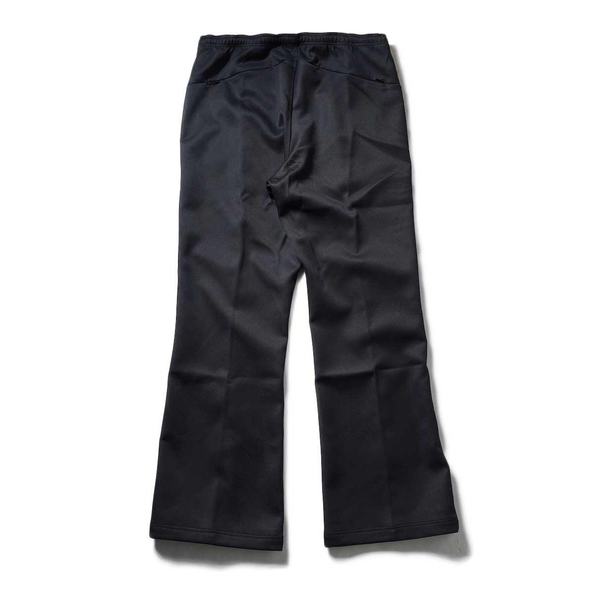 Needles / W.U. BOOT-CUT PANT - PE/R DOESKIN (Black)背面