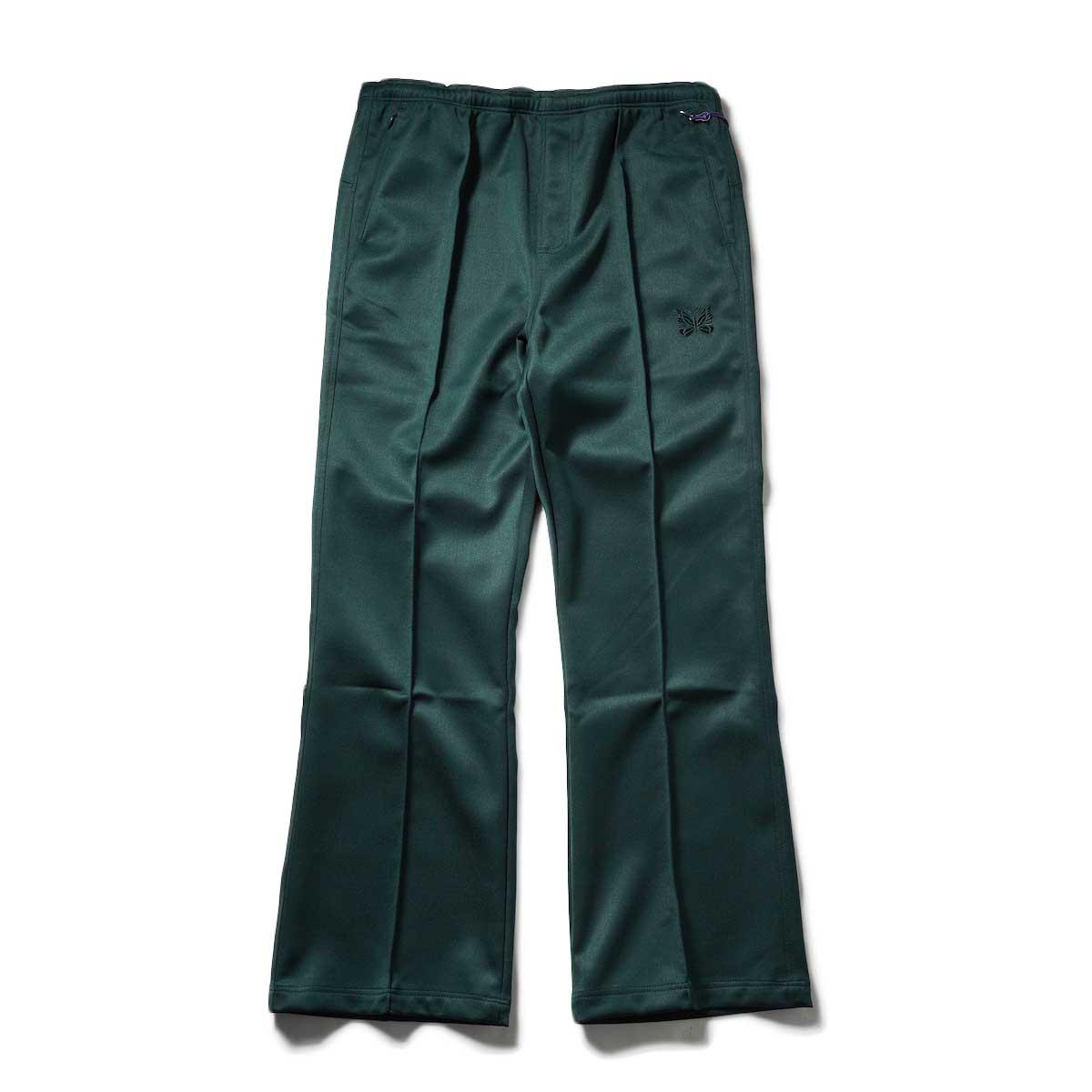 Needles / W.U. BOOT-CUT PANT - PE/R DOESKIN (Green)