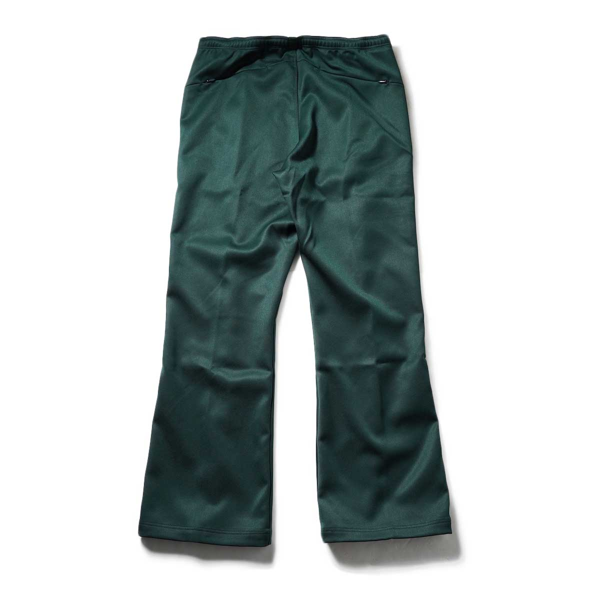 Needles / W.U. BOOT-CUT PANT - PE/R DOESKIN (Green)背面