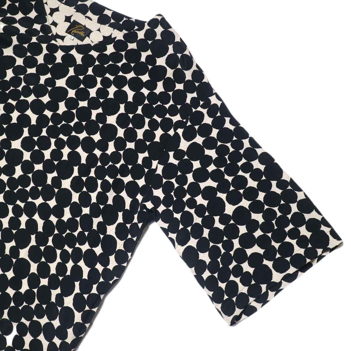 Needles / V Neck Dress-Bubble Jq. 袖