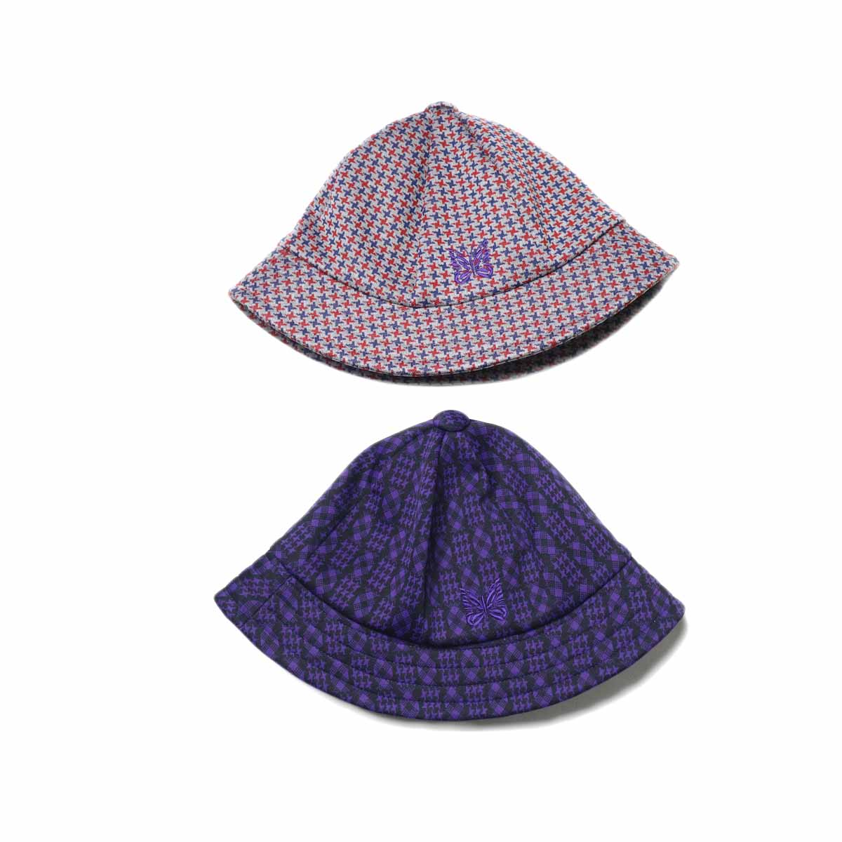 Needles / Bermuda Hat -Poly Jq.正面