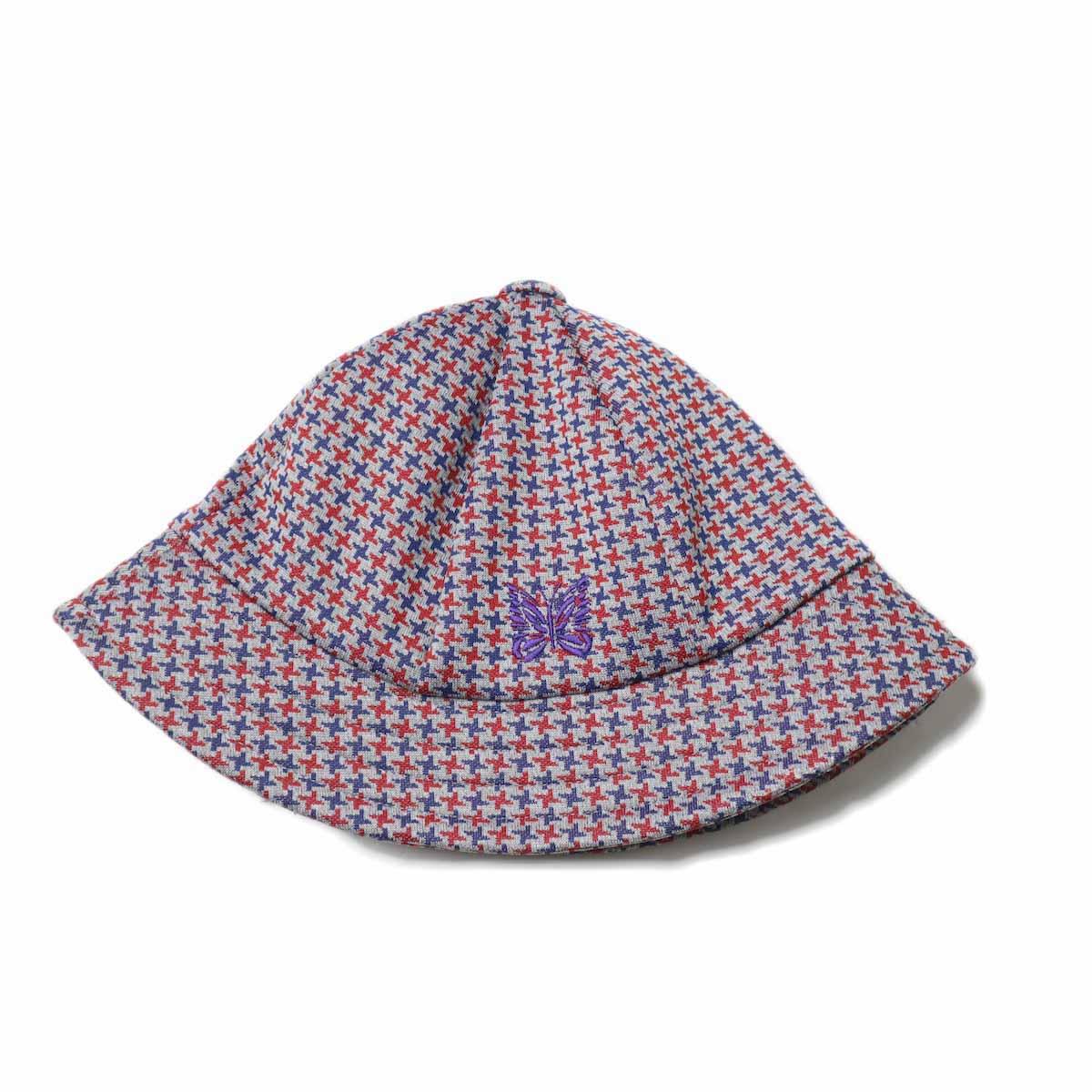 Needles / Bermuda Hat -Poly Jq. (Windmill)