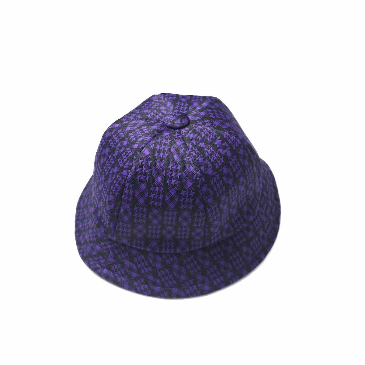 Needles / Bermuda Hat -Poly Jq. (Houndstooth)イメージ