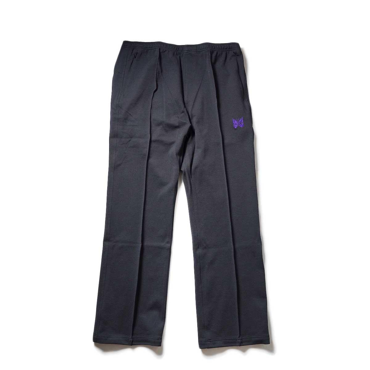 Needles / W.U. Boot-Cut Pant - Poly Twill Jersey (Black)