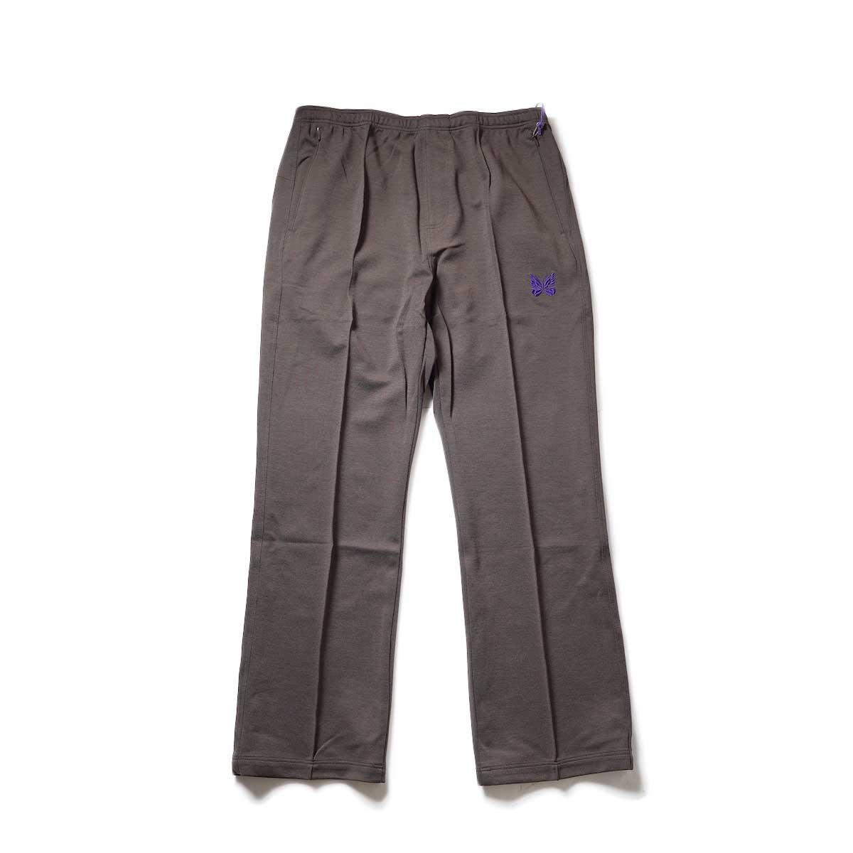 Needles / W.U. Boot-Cut Pant - Poly Twill Jersey (Brown)