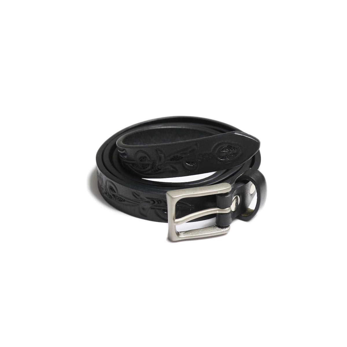 Needles / Carving Belt -narrow (Black)