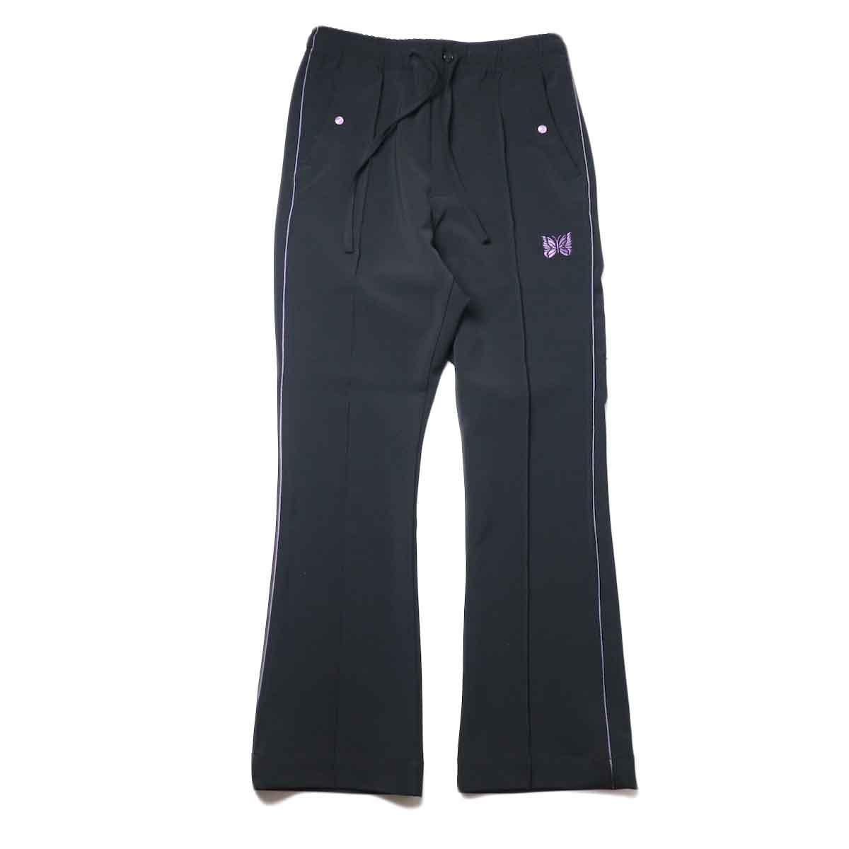 Needles / PIPING COWBOY PANT - PE/PU DOUBLE CLOTH (Black)正面