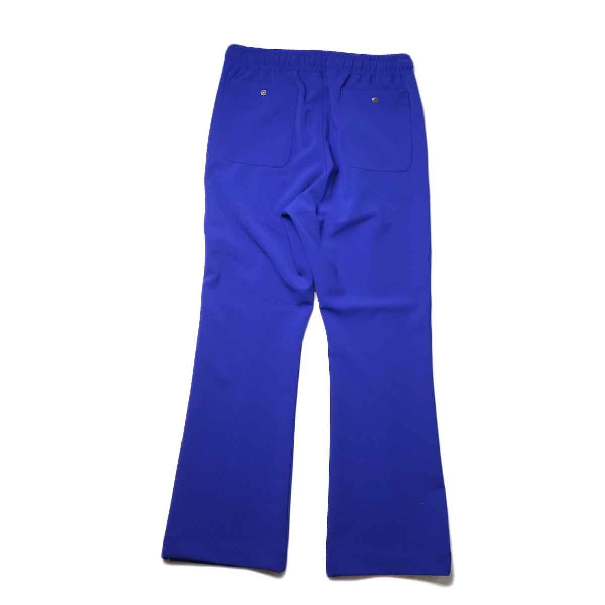 Needles / PIPING COWBOY PANT - PE/PU DOUBLE CLOTH (Royal)背面