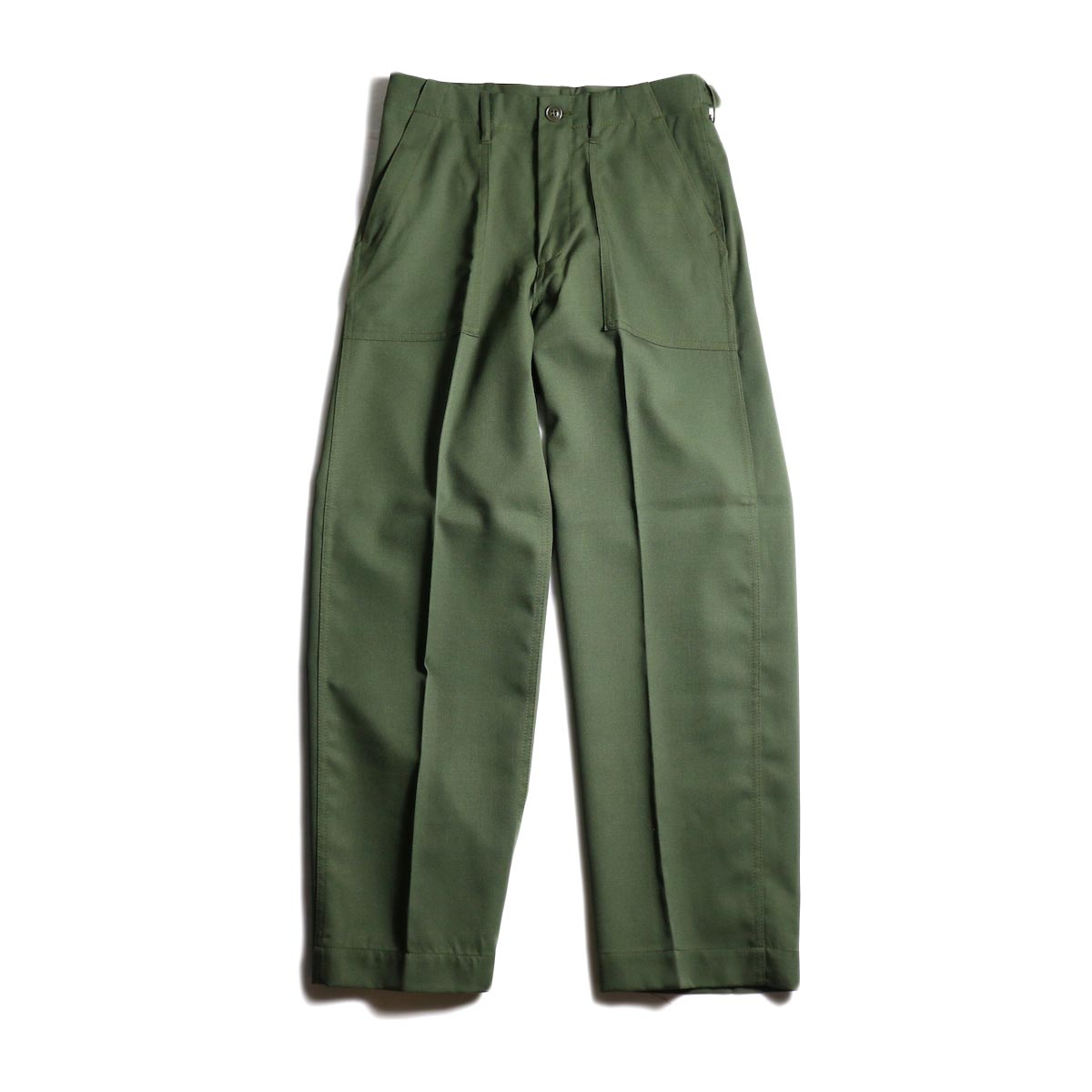 Needles / Fatigue Pant -Wool Twill (Olive)