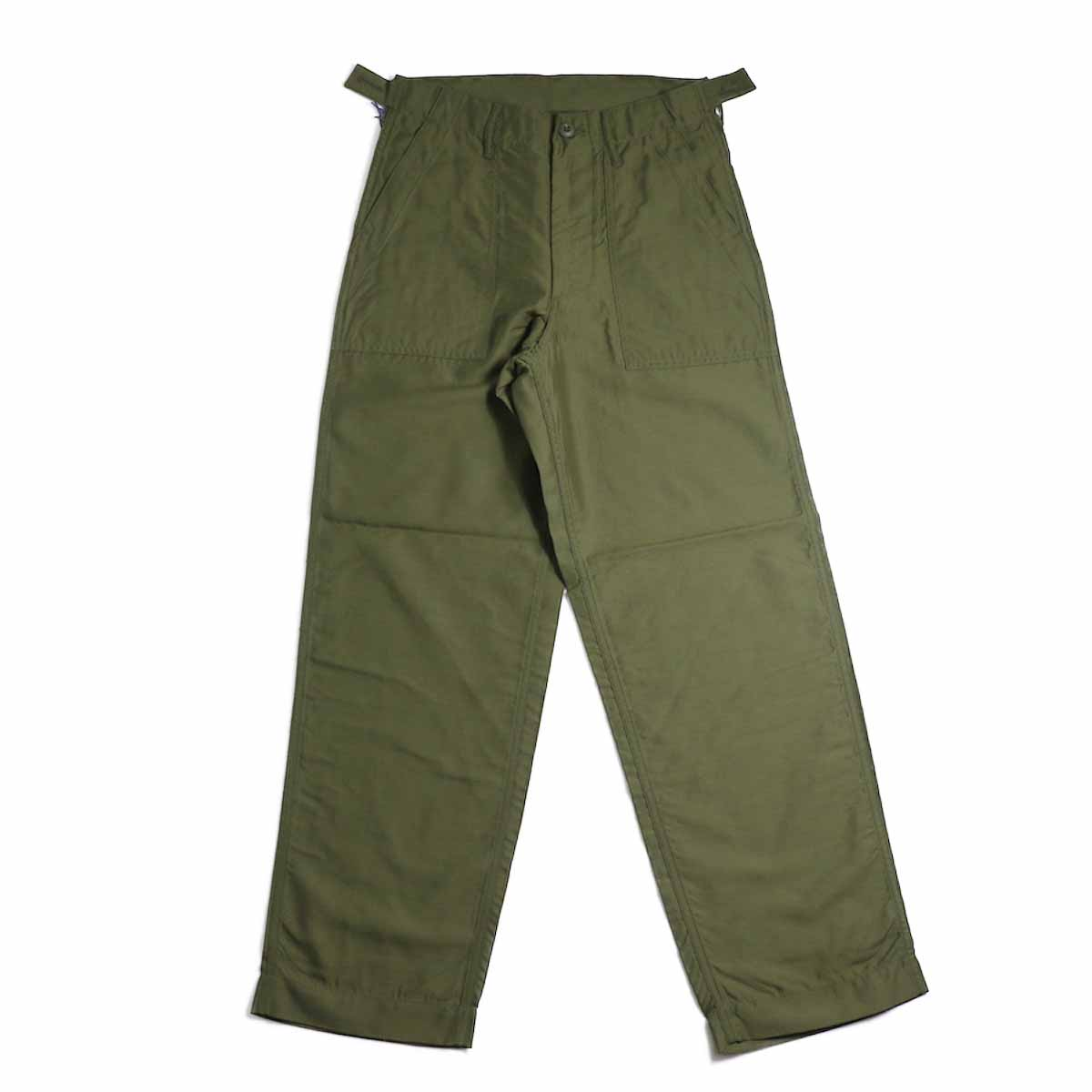 Needles / Fatigue Pant -t/c Back Sateen (Olive)