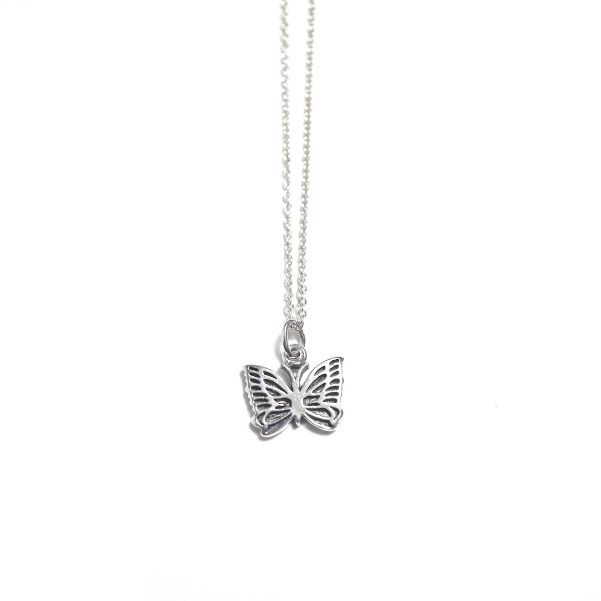 Needles / Pendant -925 Silver (Papillon)