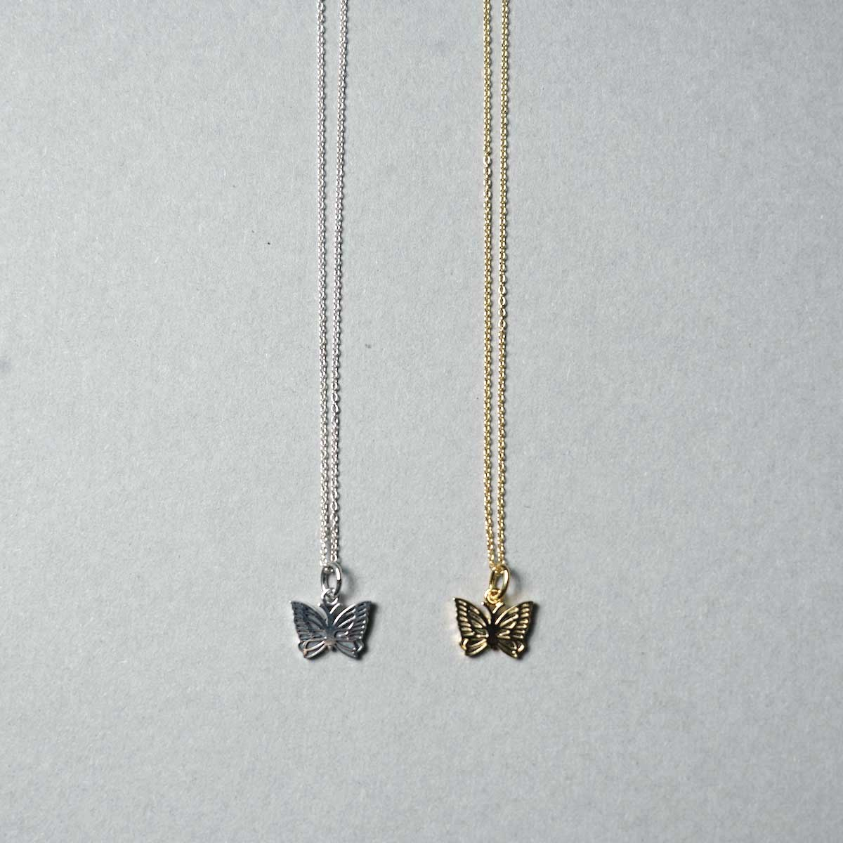 Needles / Pendant (Gold Plate / 925 Silver)