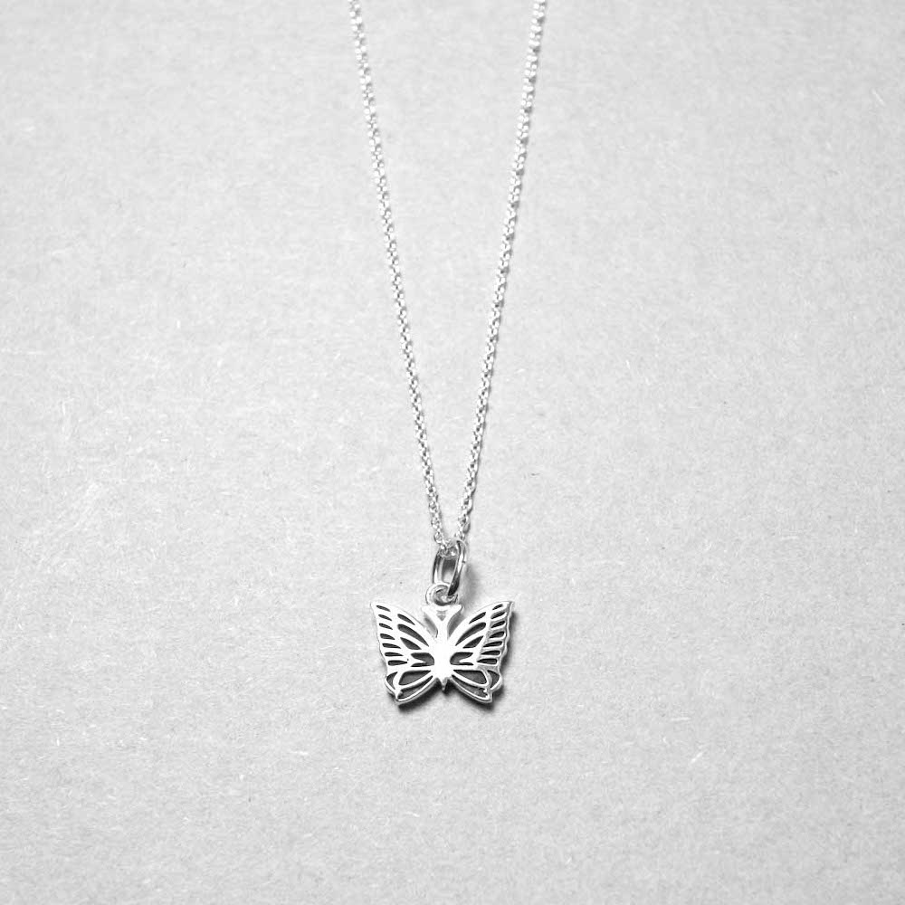 Needles / Pendant -925silver (Papillon)