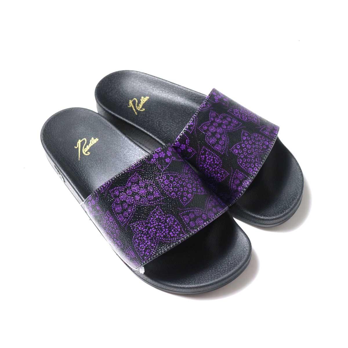 NEEDLES / Shower Sandals -Papillon PVC (Black)