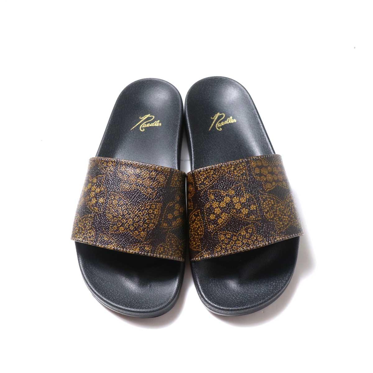 NEEDLES / Shower Sandals -Papillon PVC (Brown)前