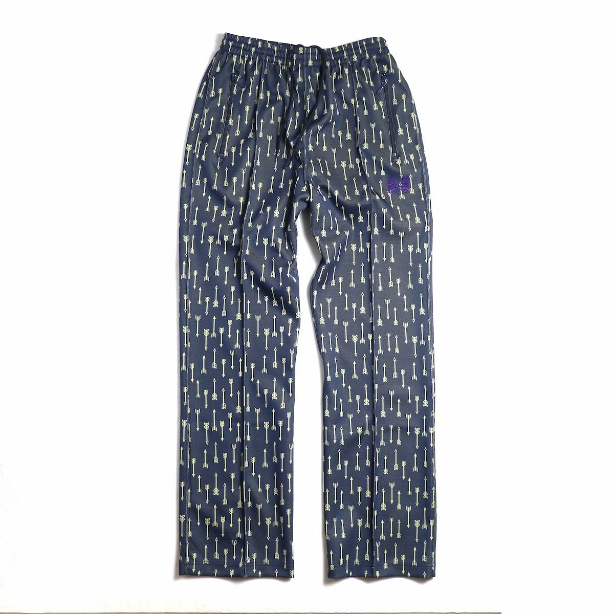 Needles / Track Pant -Poly Poly Jacquard (Allow)