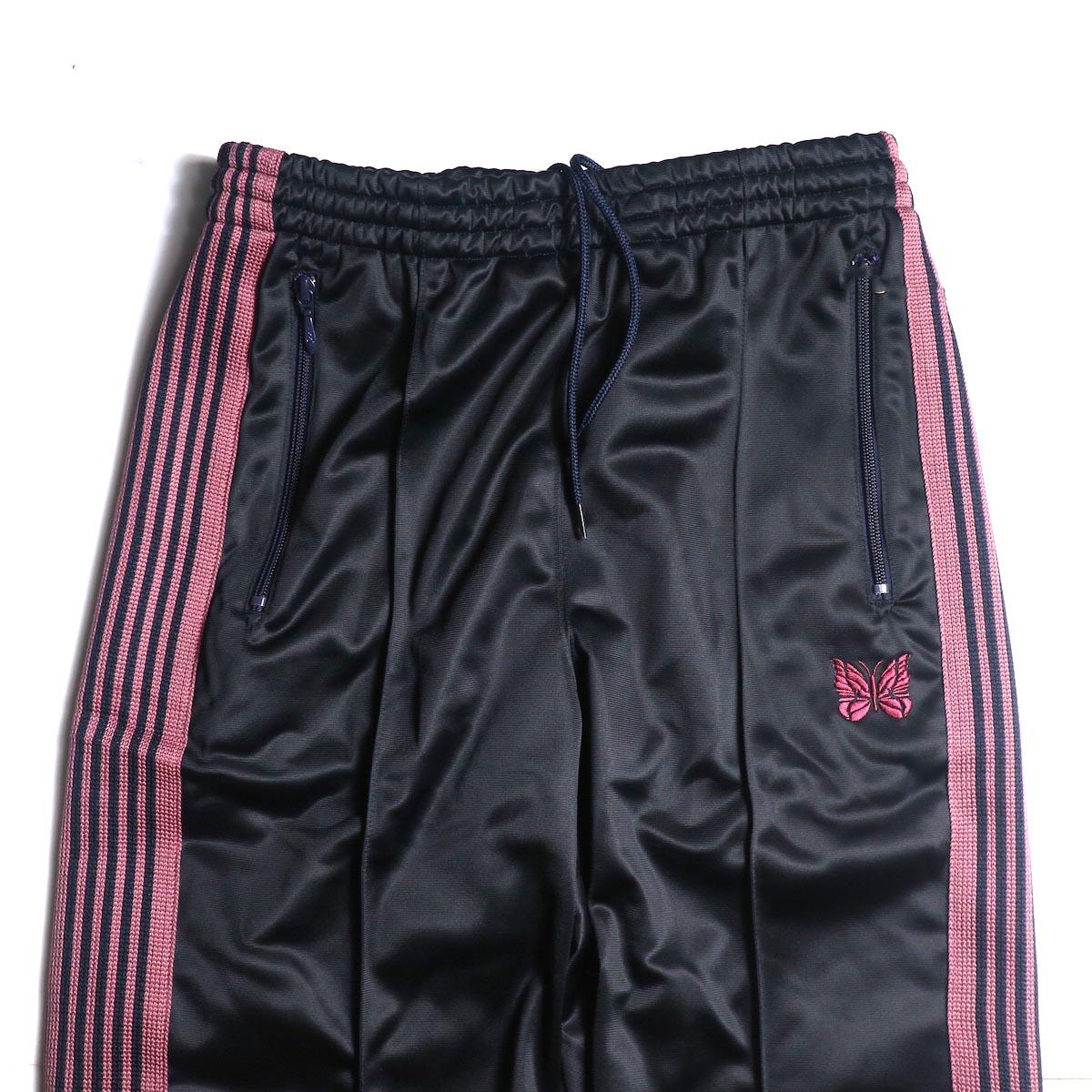 Needles / Track Pants -Pe/Ta Tricot (Navy)ウエスト