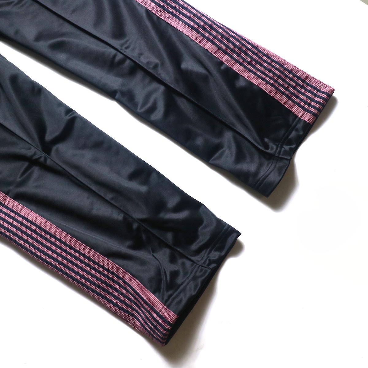Needles / Track Pants -Pe/Ta Tricot (Navy)裾