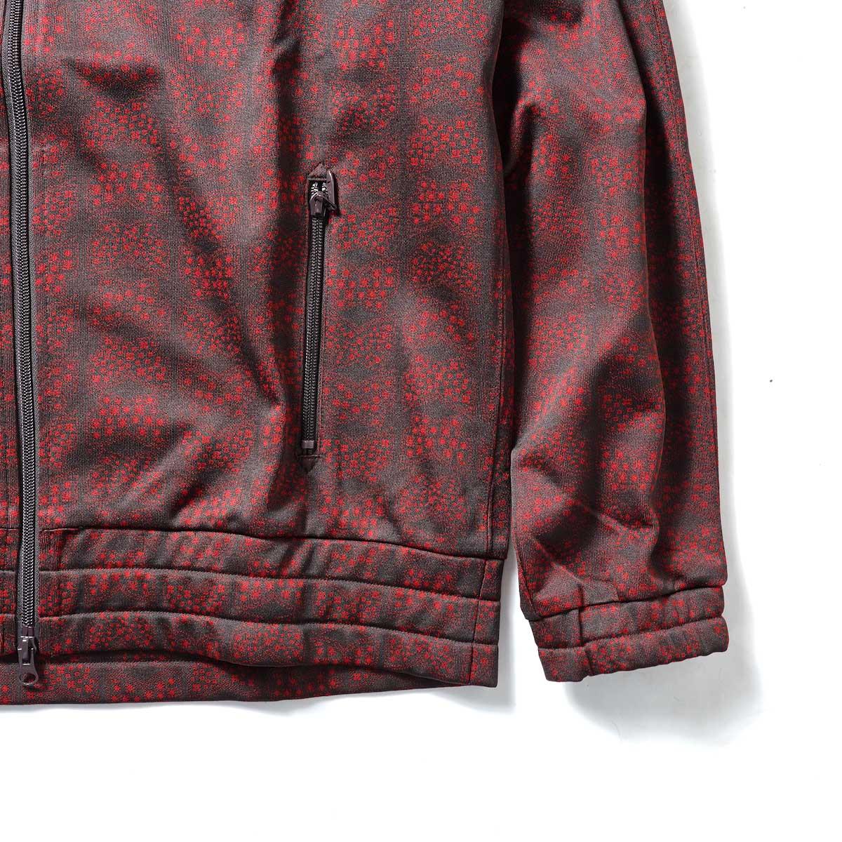 Needles / TRACK JACKET - POLY JQ (Papillon)袖、裾