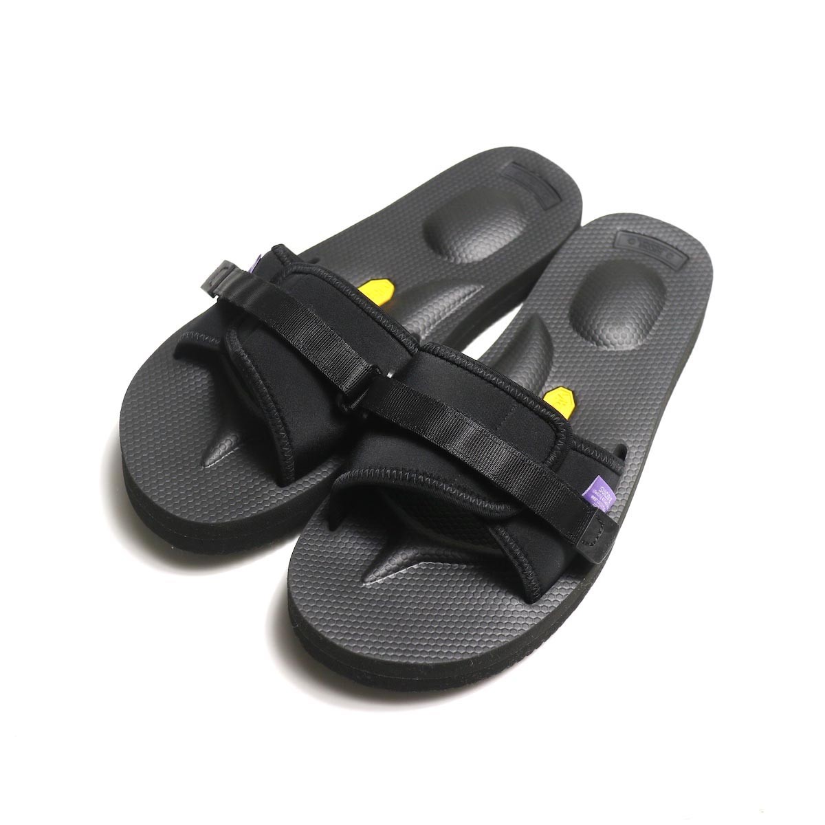 NEPENTHES × SUICOKE PURPLE LABEL / SLIDE-IN SANDAL W/ A-B VIBRAM - NEOPRENE