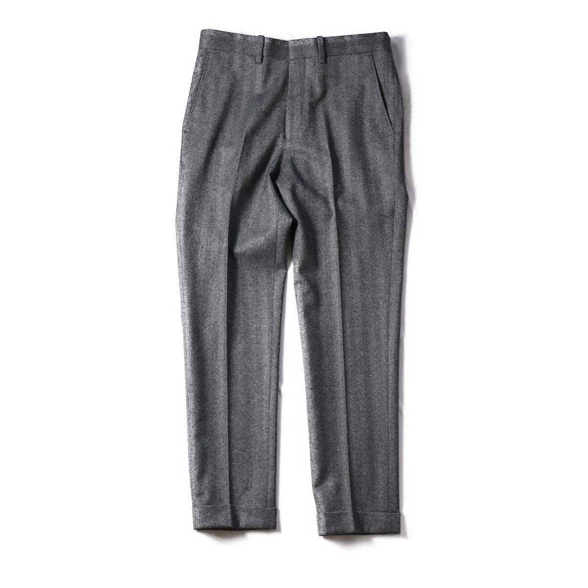 N.HOOLYWOOD /182-PT02-027-pieces HB SLIM SLACKS -Gray