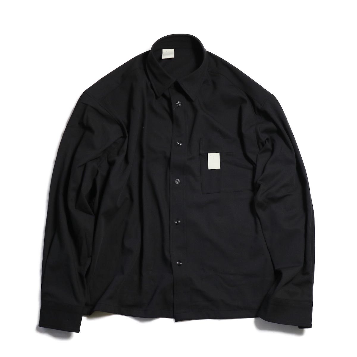 N.HOOLYWOOD  /  182-SH27-050 pieces LONG SLEEVE SHIRT -BLACK