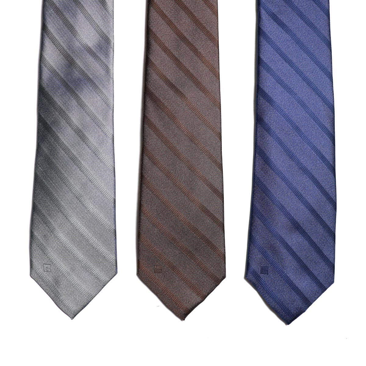 N.HOOLYWOOD / 282-AC01 Regimental tie