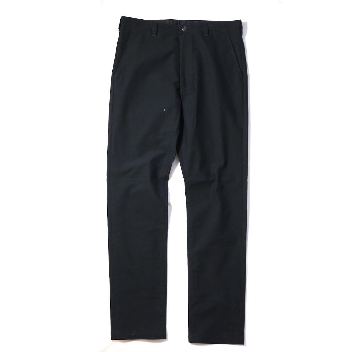 N.HOOLYWOOD / 282-CP04-029peg SLIM STRETCH PANT -Black