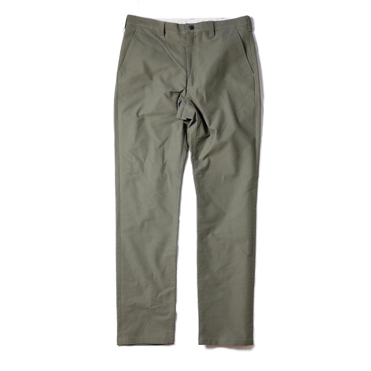 N.HOOLYWOOD / 282-CP04-029peg SLIM STRETCH PANT -Khaki