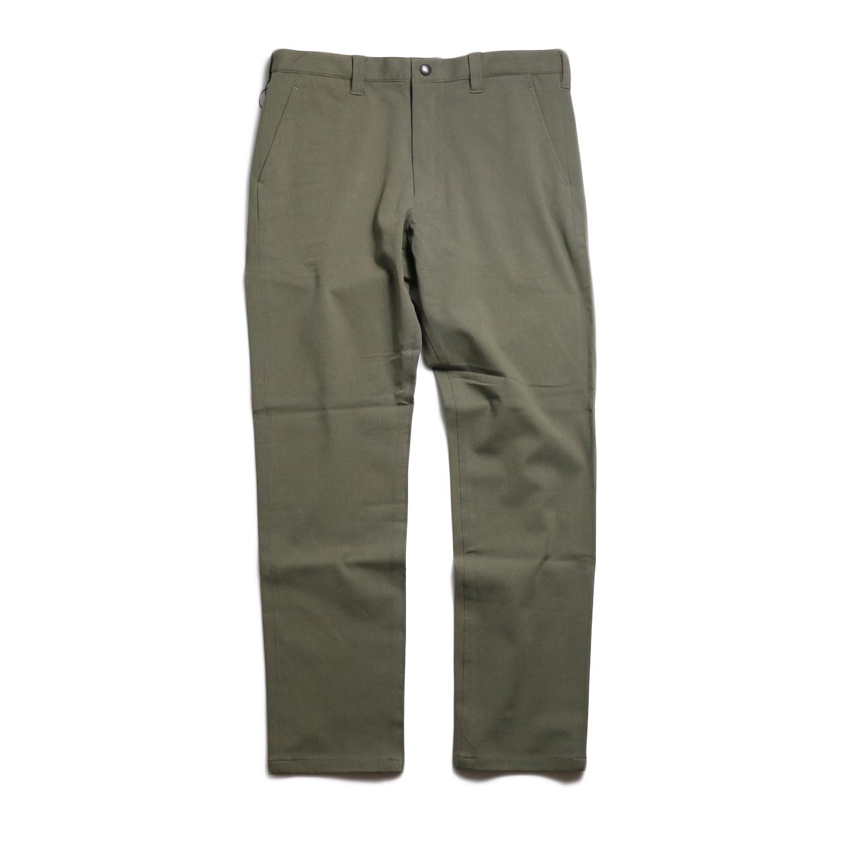 N.HOOLYWOOD / 291-CP04-018-peg Stretch Chino Pant (Gray)