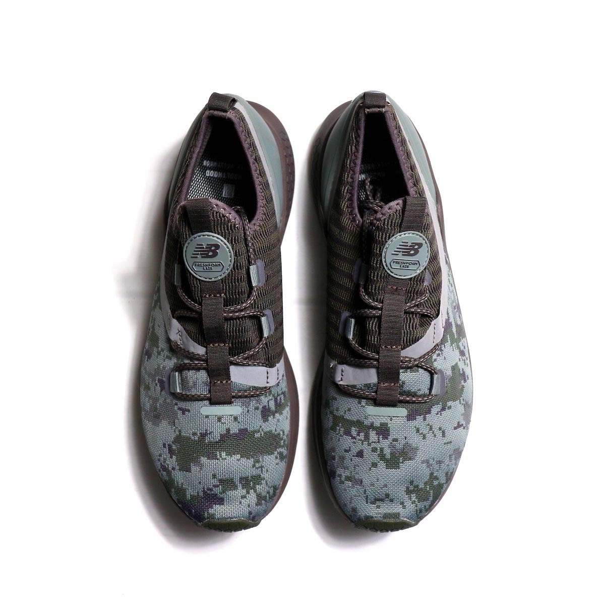 N.HOOLYWOOD / 981-SE01 pieces N.H TPES × New Balance