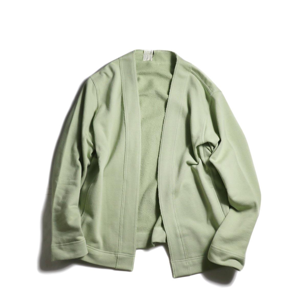 N.HOOLYWOOD / 1201-CS15-056 Sweat Cardigan (Green)