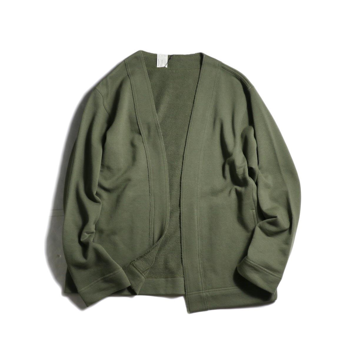 N.HOOLYWOOD / 1201-CS15-056 Sweat Cardigan (Khaki)