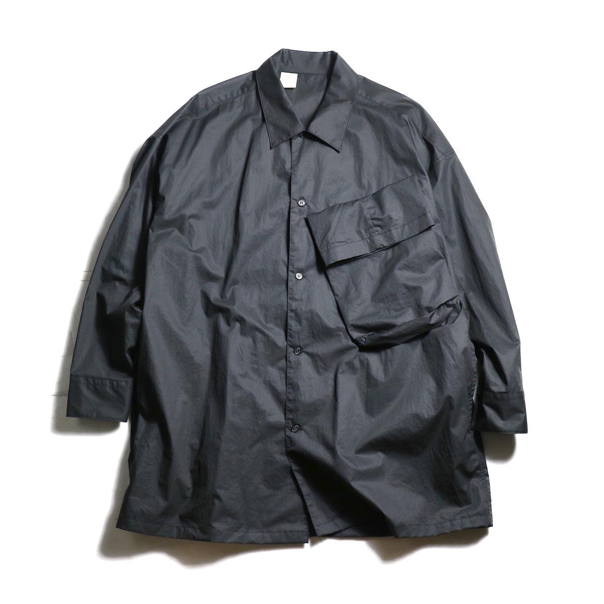 N.HOOLYWOOD / 1201-BL08-005 Shirts Blouson (Black)