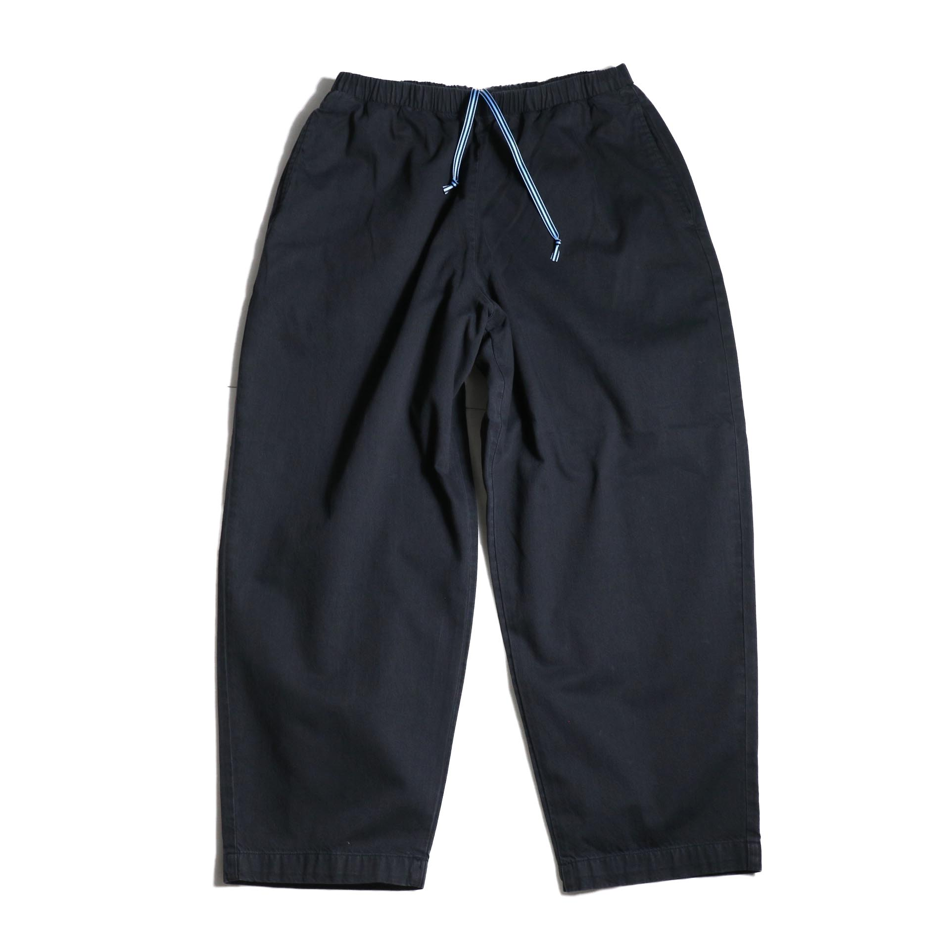N.HOOLYWOOD / 1201-CP07-051 Wide Easy Pants (Black)