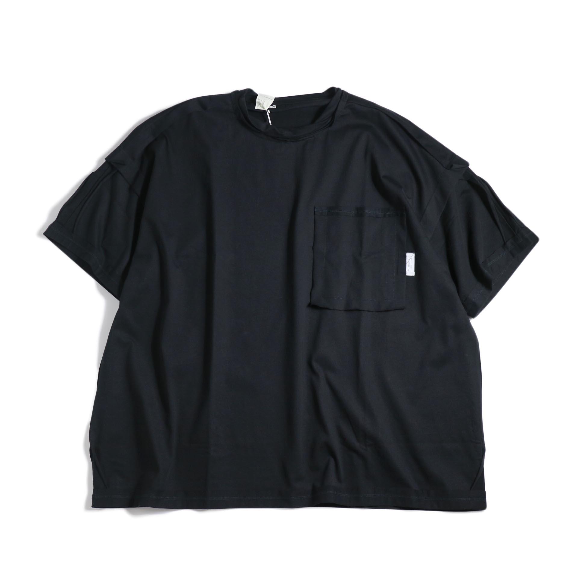 N.HOOLYWOOD×SUNSPEL / 1201-CS61-024 Short Sleeve Shirt (Black)