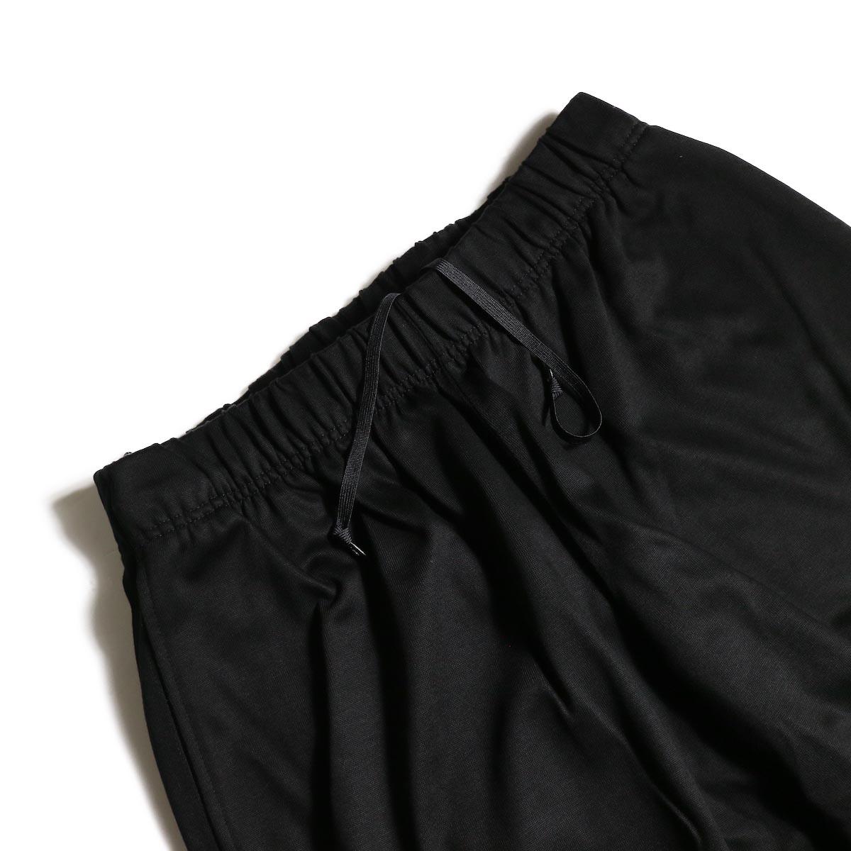 N.HOOLYWOOD / 1202-CP05-034  Wide Easy Pants (Black)ウエスト