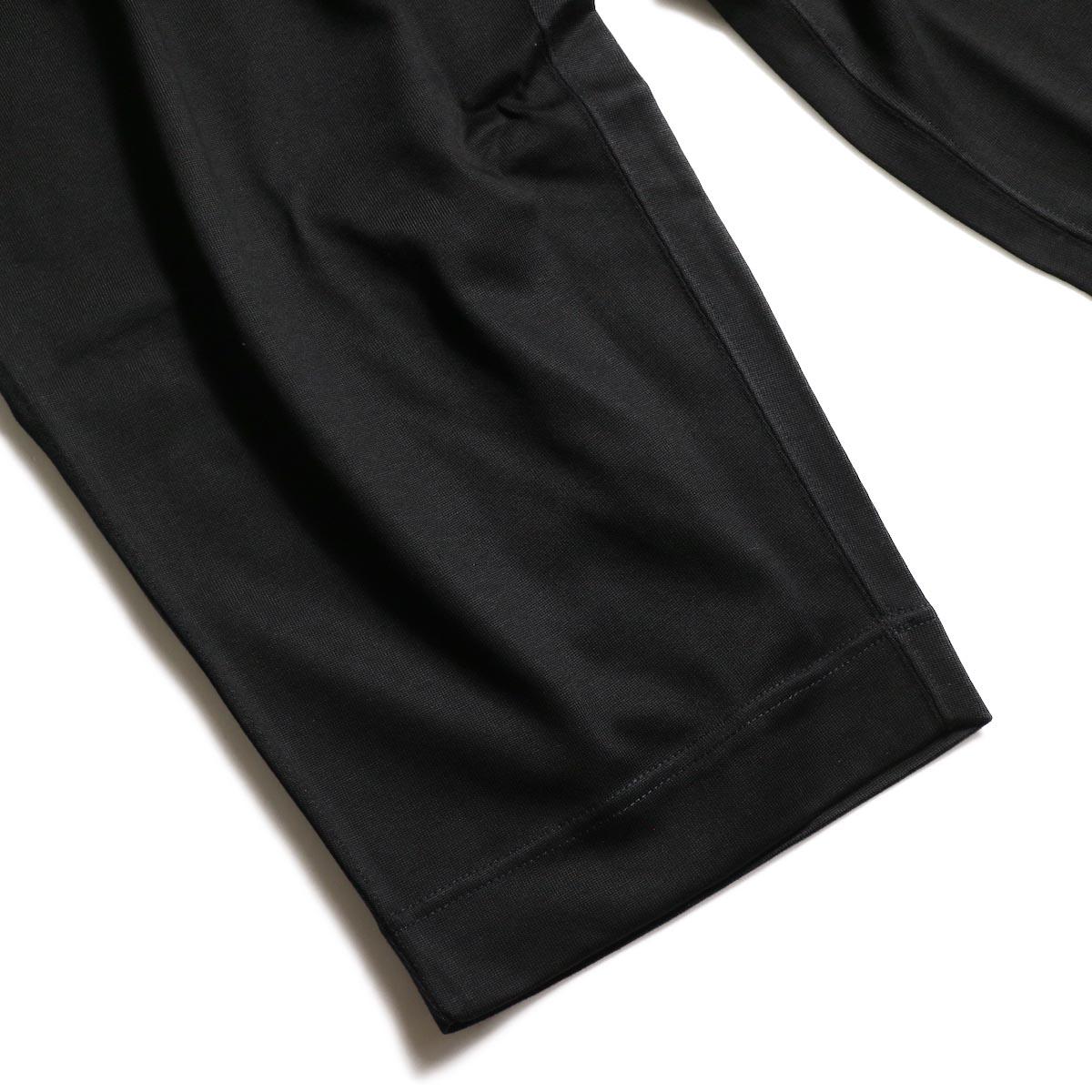 N.HOOLYWOOD / 1202-CP05-034  Wide Easy Pants (Black)裾