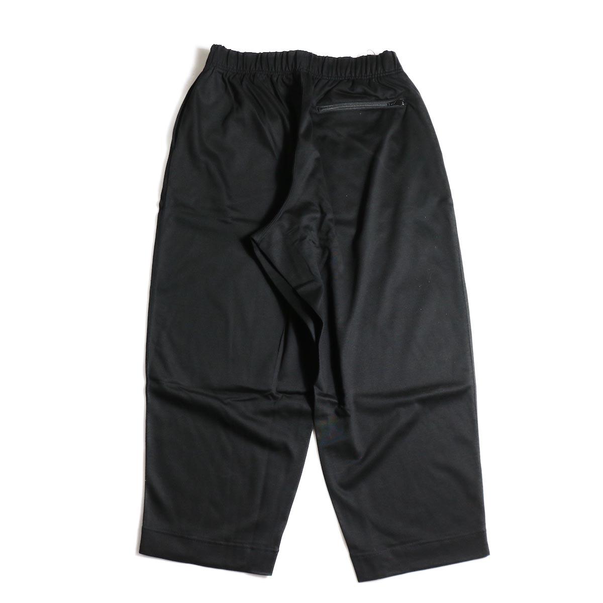 N.HOOLYWOOD / 1202-CP05-034  Wide Easy Pants (Black)背面