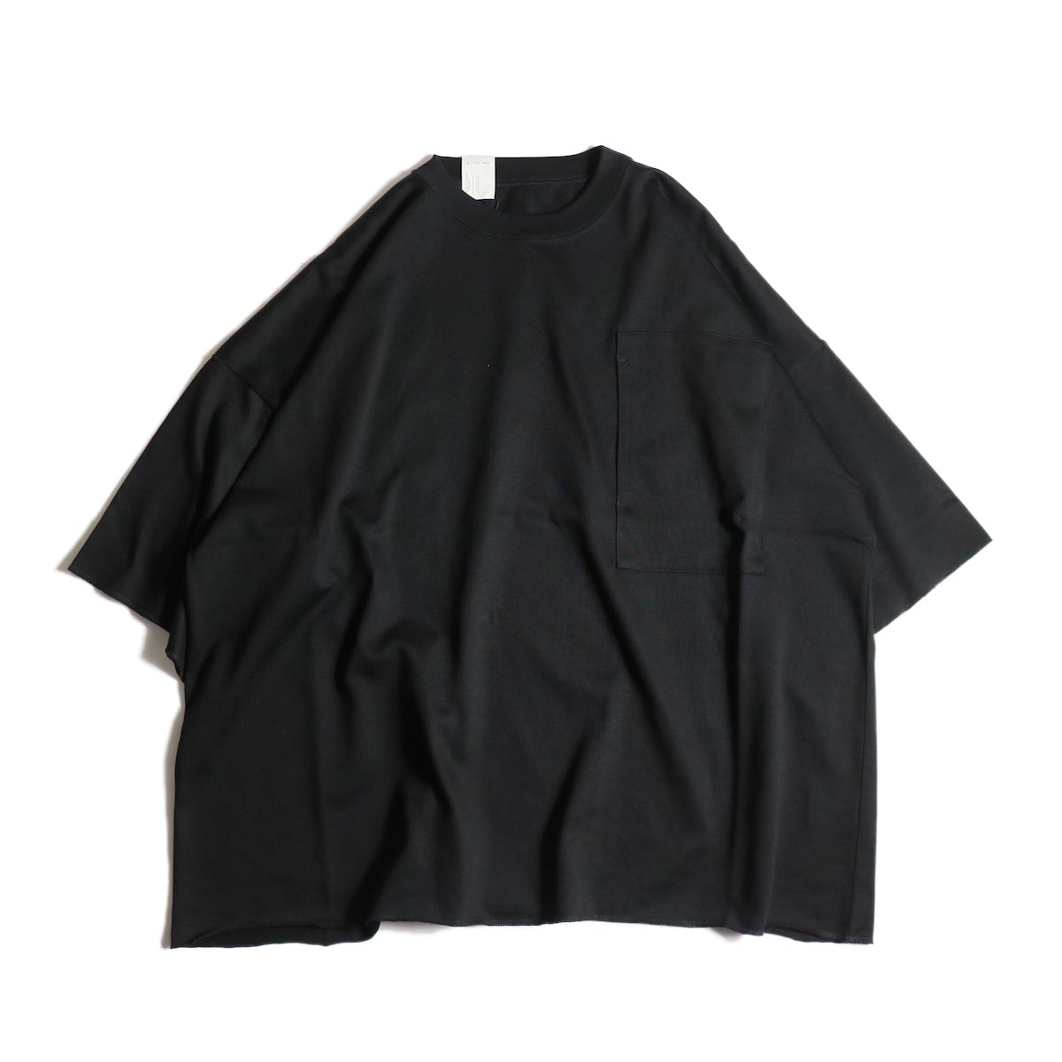 N.HOOLYWOOD / 1202-CS13-034 Big Tee (Black)正面