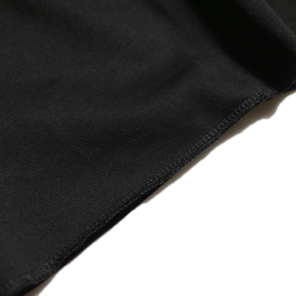 N.HOOLYWOOD / 1202-CS13-034 Big Tee (Black)裾