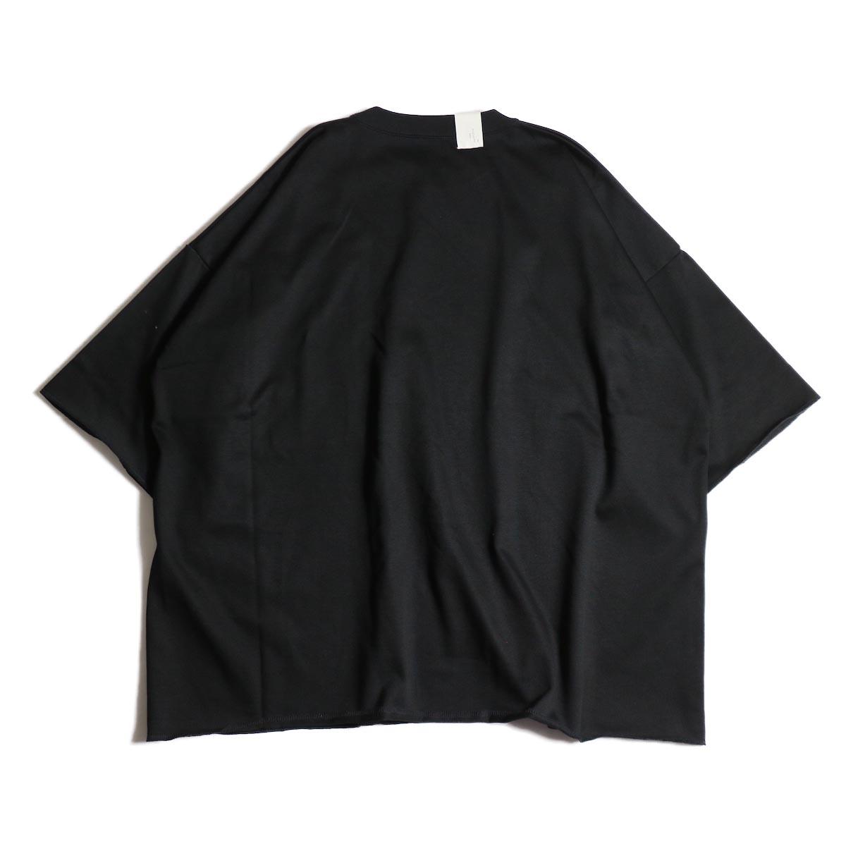 N.HOOLYWOOD / 1202-CS13-034 Big Tee (Black)背面