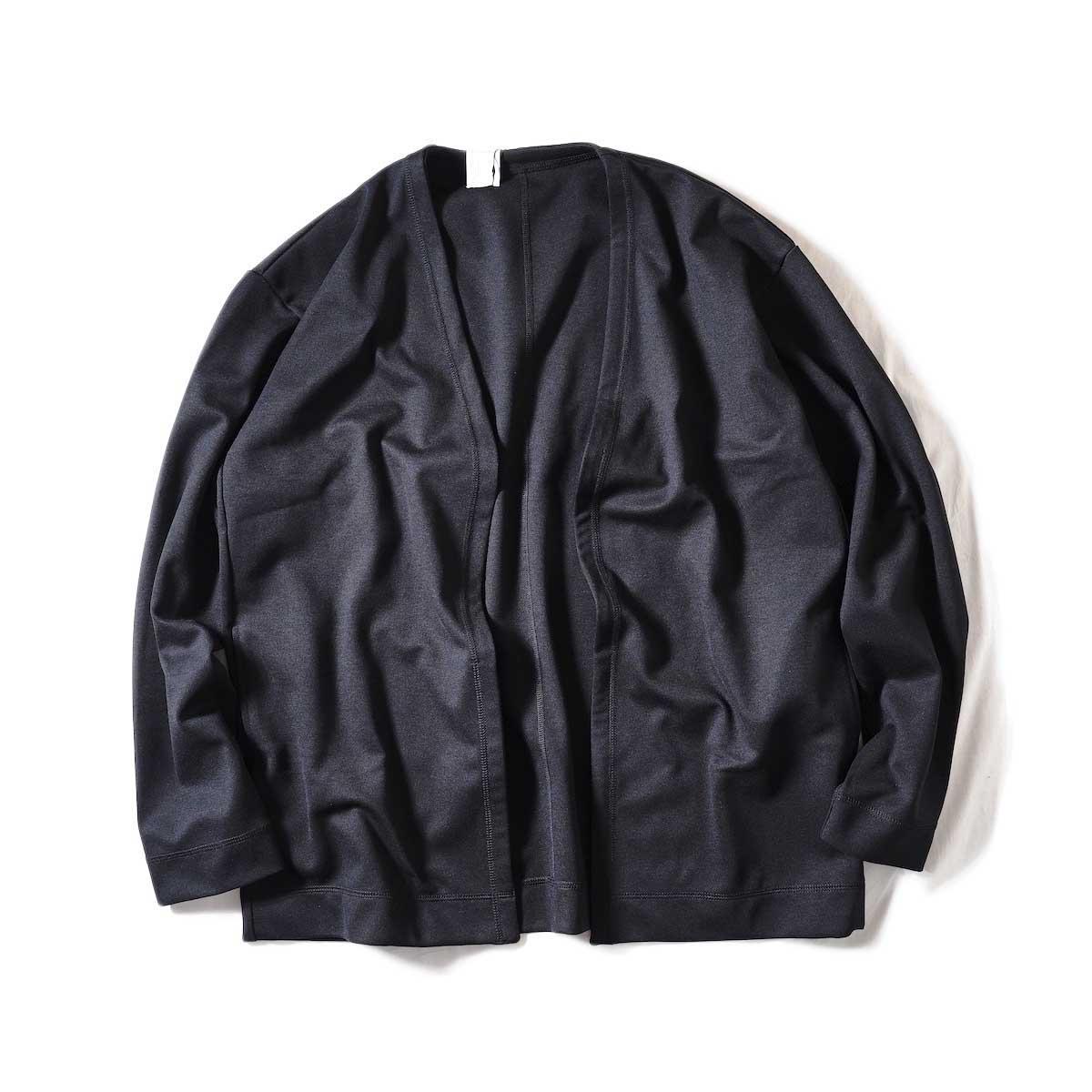 N.HOOLYWOOD / 18RCH-090 SHORT CARDIGAN (Black)