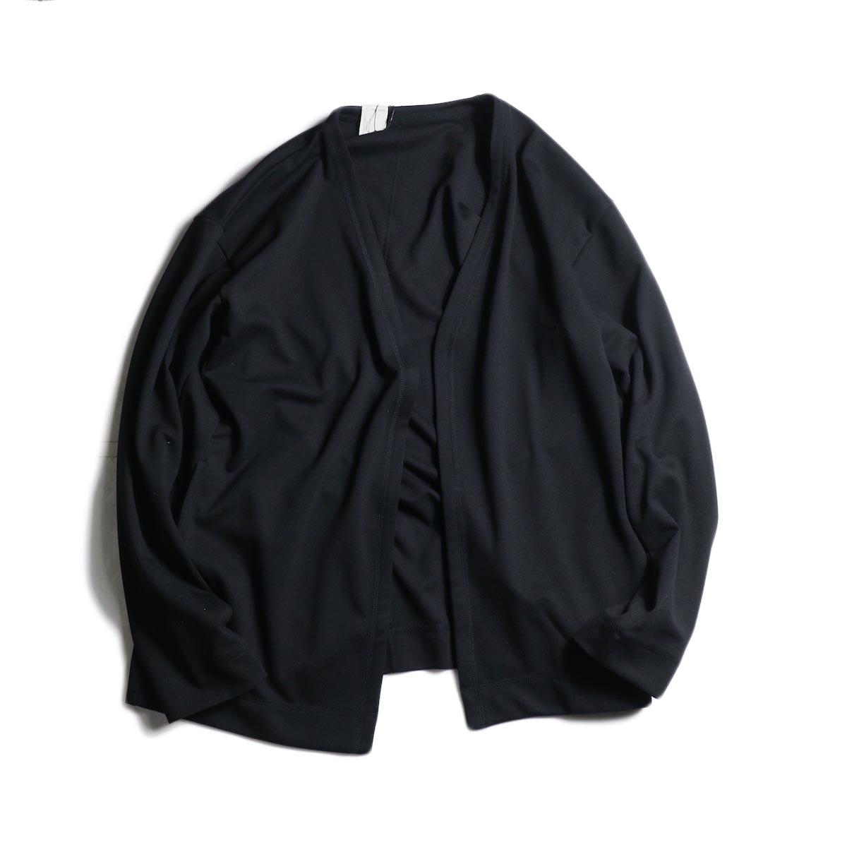 N.HOOLYWOOD / 18RCH-090 Cardigan (Black)