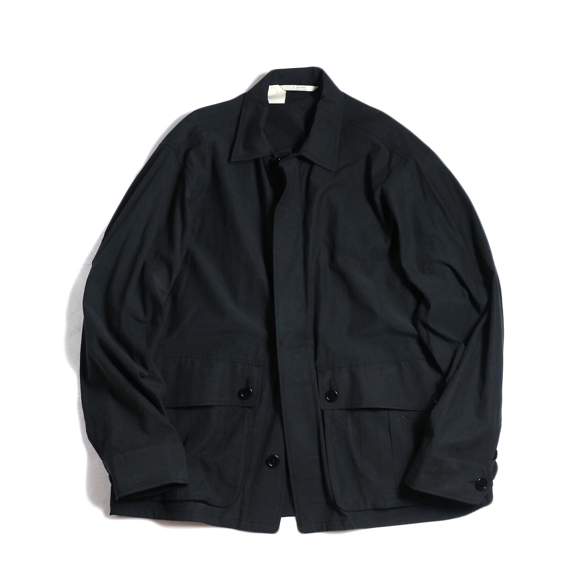 N.HOOLYWOOD / 191-BL09 Hunting Coverall Jacket -Black